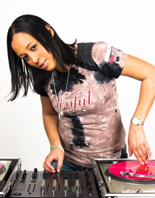 """DJ KARMA"" Photography By Amy Harris"